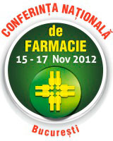 Conferinta Nationala de Farmacie 2012